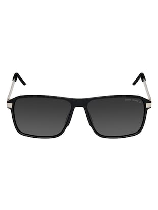 David Blake Grey Wayfarer Gradient, Polarised & UV Protected Sunglass - 15347036 - Standard Image - 1
