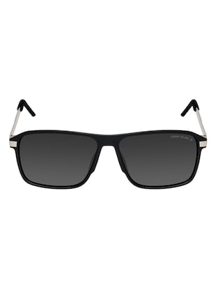 David Blake Grey Wayfarer Gradient, Polarised & UV Protected Sunglass - 15347426 - Standard Image - 1