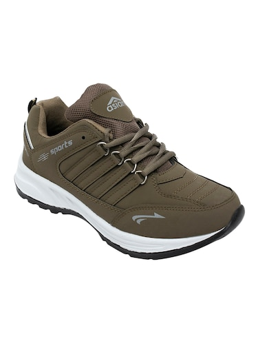 ef8cf447fa8 Buy Brown Leatherette Sport Shoe for Men from Asian for ₹800 at 20% off