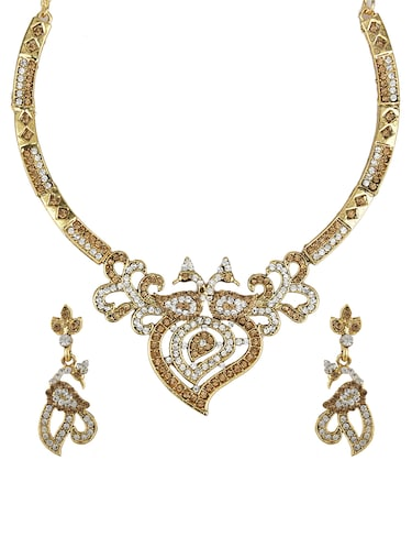 Necklaces & earrings set - 15415349 - Standard Image - 1