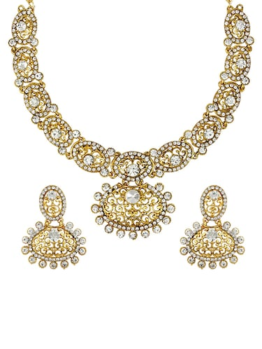 Necklaces & earrings set - 15415365 - Standard Image - 1