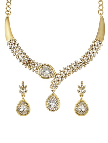 Necklaces & earrings set - 15415367 - Standard Image - 1