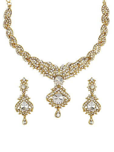 Necklaces & earrings set - 15415370 - Standard Image - 1