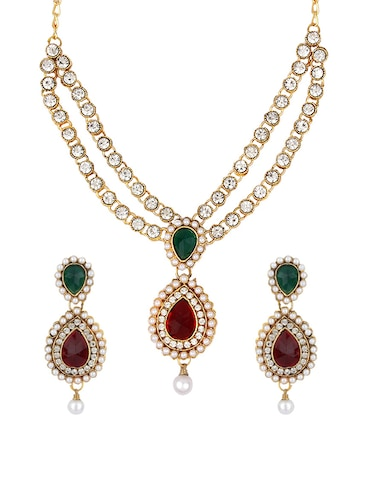 Necklaces & earrings set - 15415386 - Standard Image - 1