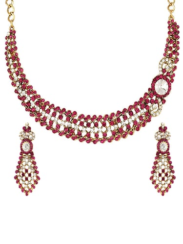Necklaces & earrings set - 15415400 - Standard Image - 1