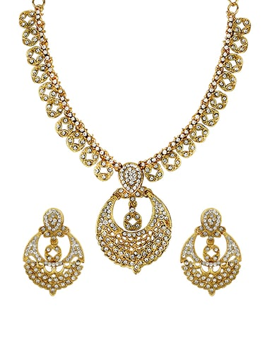 Necklaces & earrings set - 15415403 - Standard Image - 1
