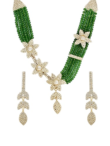 Necklaces & earrings set - 15415423 - Standard Image - 1