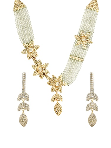Necklaces & earrings set - 15415425 - Standard Image - 1