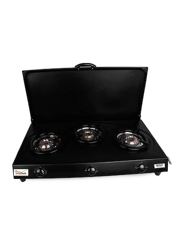3 Burner Max Cat Body Lx With Cover Auto Ignition - 15419526 - Standard Image - 1