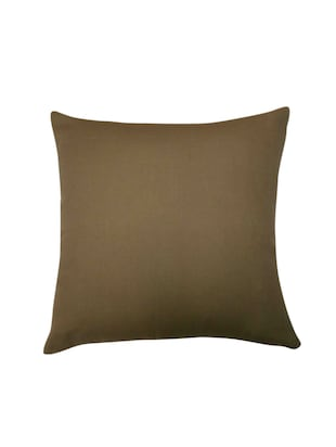 Solid cushion cover - 15429078 - Standard Image - 1