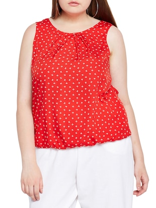 cutout back plus top - 15431301 - Standard Image - 1