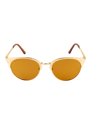 Ted Smith Unisex Round Sunglasses (TS-P0834_C5) - 15431548 - Standard Image - 1