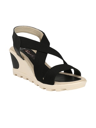 black back strap wedges - 15431762 - Standard Image - 1