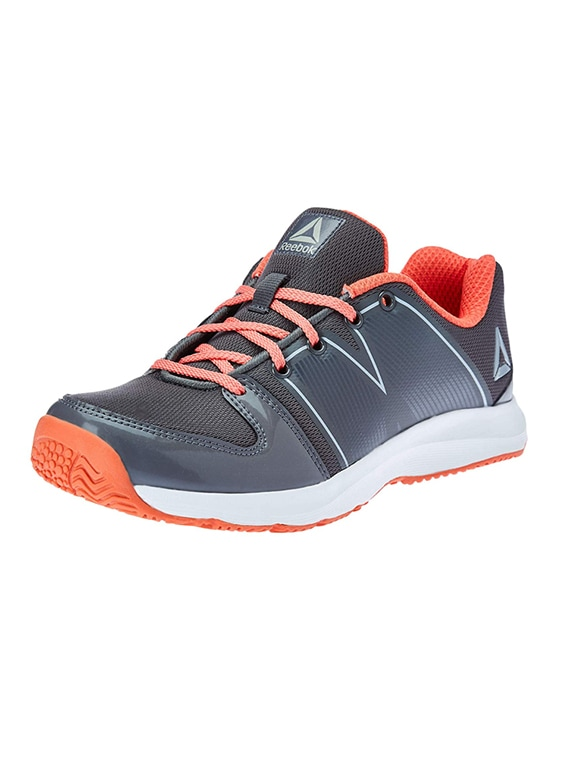 9851e1fdc0e Buy Grey Lace-up Sports Shoes by Reebok - Online shopping for Sports ...