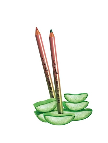 Lakme 9 to 5 Naturale Gel Eye Liner 1.14 g  (Olive Green) - 15492162 - Standard Image - 1