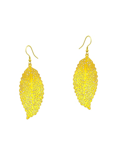 Gold Tone Earrings - 15492459 - Standard Image - 1