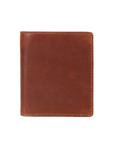 tan leather wallet - 15495242 - Standard Image - 1