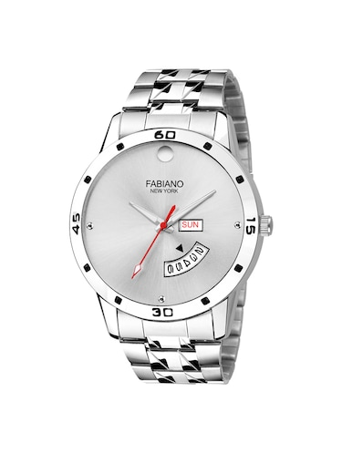 Fabiano New York Round dial analog watch FNY116 - 15501838 - Standard Image - 1