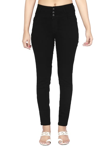 High rise skinny jeans - 15504505 - Standard Image - 1