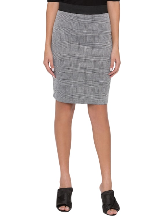 b3994c1c6391 Buy Checkered Bodycon Skirt for Women from Globus for ₹368 at 59 ...