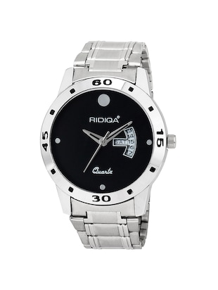 Round dial analog watch -(RD-180) - 15566303 - Standard Image - 1