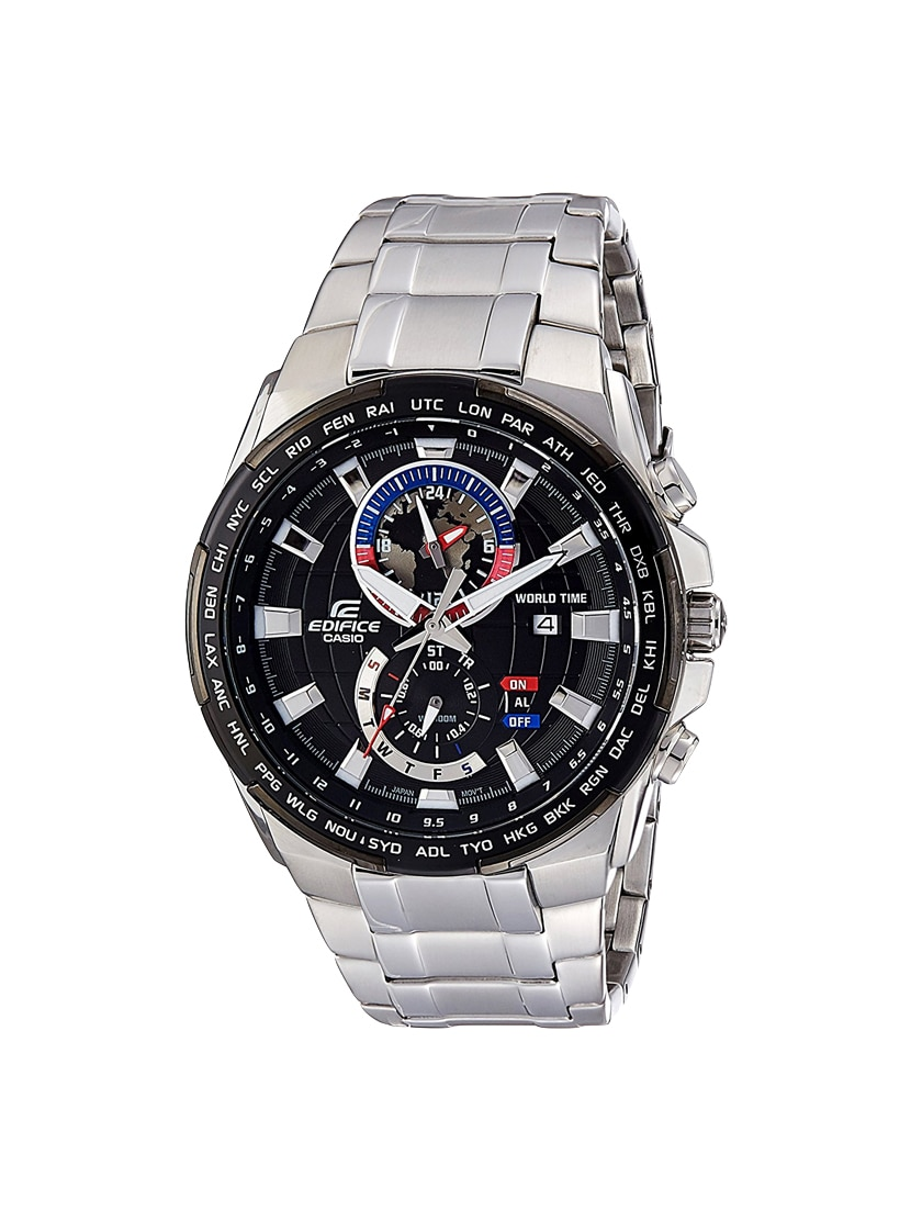... Round dial chronograph watch - (EX262) - 15609894 - Zoom Image - 1 d5bfbdccce