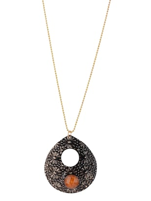 Chain necklace - 15611073 - Standard Image - 1