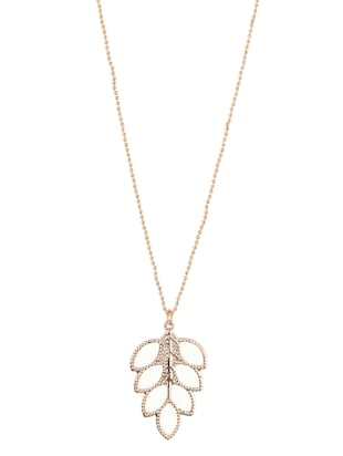Chain necklace - 15611092 - Standard Image - 1