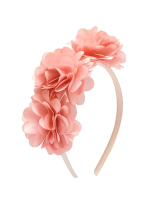 pink plastic hairband - 15611172 - Standard Image - 1