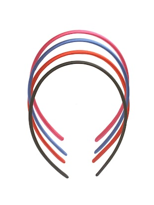 multi colored plastic hairband - 15611183 - Standard Image - 1