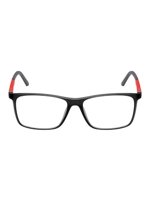 Rectangle Full Rim Eyeglasses - 15614608 - Standard Image - 1