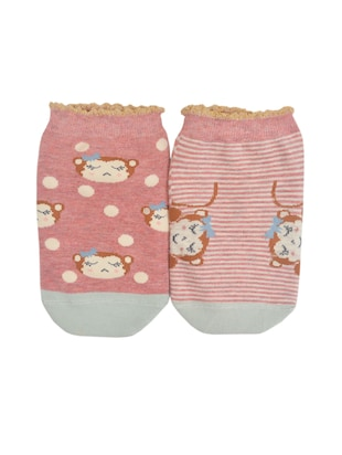 multi cotton sock - 15616166 - Standard Image - 1