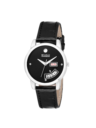 Round dial analog Watch-CC168G - 15620133 - Standard Image - 1