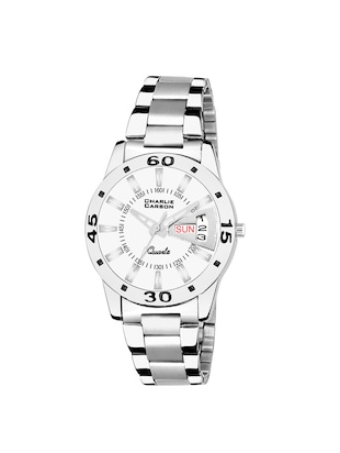 Round dial analog Watch-CC183G - 15620148 - Standard Image - 1
