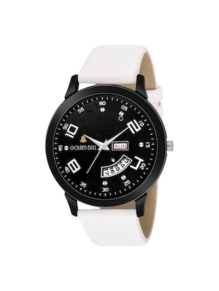 Round dial analog watch-(GSP7) - 15621220 - Standard Image - 1