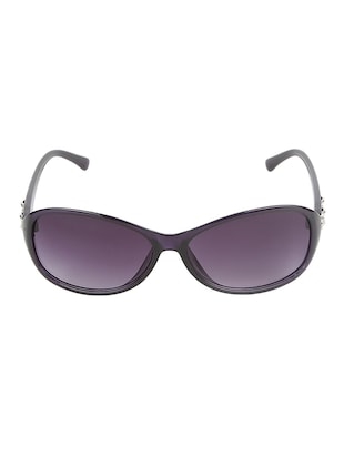 UV protected oval sunglasses - 15626024 - Standard Image - 1