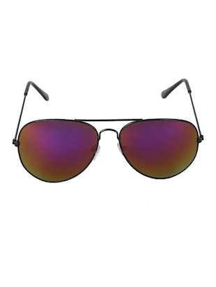 UV protected aviator sunglasses - 15626031 - Standard Image - 1