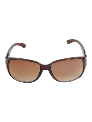 UV protected wrap around  sunglasses - 15626036 - Standard Image - 1