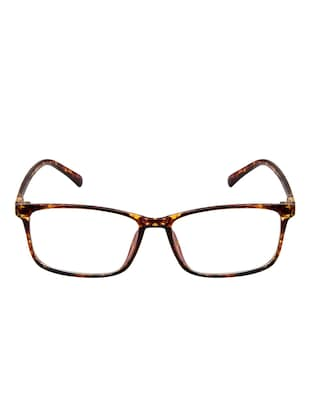Rectangle Full Rim EyeGlass - 15628860 - Standard Image - 1