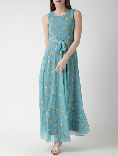 95041f734fd Buy Floral Self Tie Belted Maxi Dress for Women from The Vanca for ₹600 at  67% off