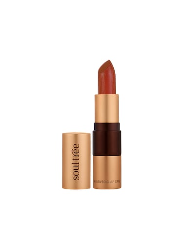 SOULTREE Ayurvedic Lipstick - Copper Mine - 15723214 - Standard Image - 1