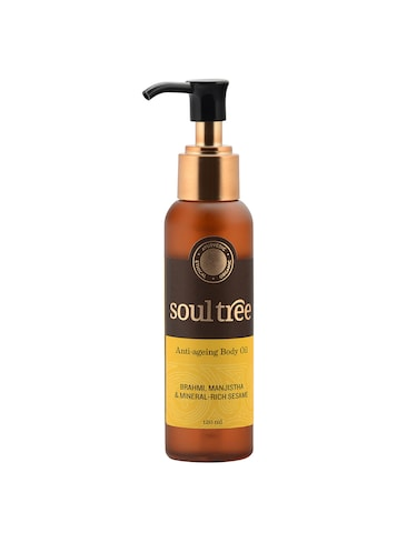 SoulTree Anti-Ageing Body Oil - 15723239 - Standard Image - 1