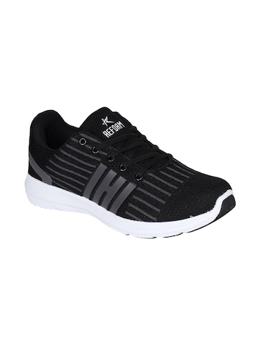 black Fabric sport shoes - 15729384 - Standard Image - 1