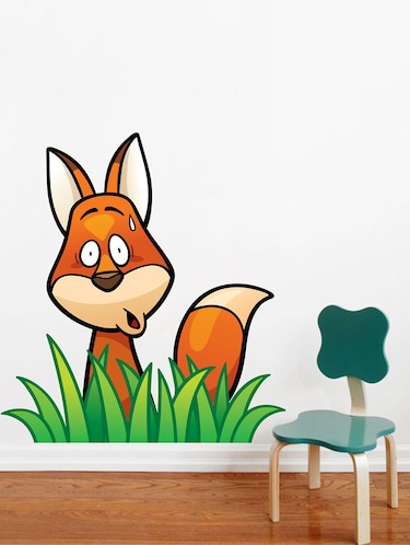 Wall Decals ' Fox Set '  Wall stickers (PVC Vinyl) - 15730252 - Standard Image - 1