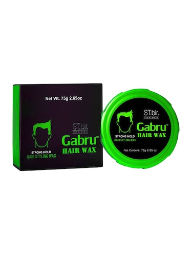 ST.bir GABRU Strong Hold Hair Wax - 15730276 - Standard Image - 1