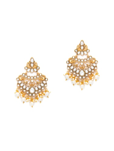 Drop earrings - 15730512 - Standard Image - 1