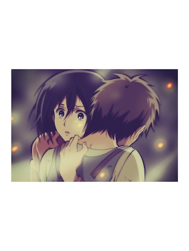 "Rawpockets""Anime Love""Wall posters (PaperBoard,33cmX48cm) - 15732077 - Standard Image - 1"
