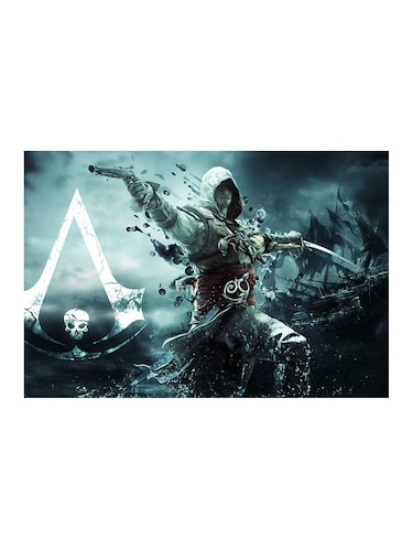 "Rawpockets""Assasin Creed Black Flag""Wall posters (PaperBoard,33cmX48cm) - 15732079 - Standard Image - 1"