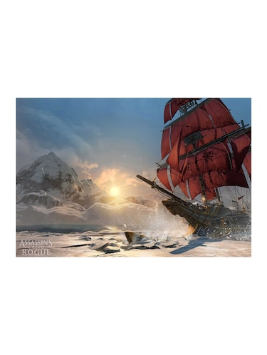 "Rawpockets""Assasin's Creed Rogue Ship""Wall posters (PaperBoard,33cmX48cm) - 15732081 - Standard Image - 1"