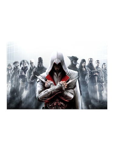 "Rawpockets""Assasin's Creed Warriors""Wall posters (PaperBoard,33cmX48cm) - 15732089 - Standard Image - 1"